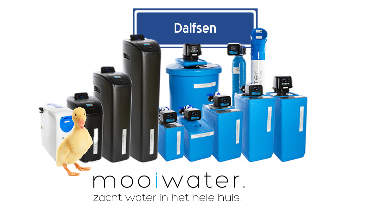 waterontharder kopen Dalfsen